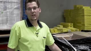 Customer Testimonial   Warehousing