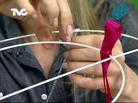 Candelabros de cristal colgantes videos videos - Como hacer candelabros ...