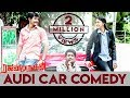 Rajini Murugan  Audi Car Comedy Scene  Sivakarthikeyan keerthi Suresh Soori  Ponram waptubes