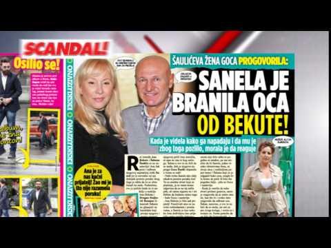 Cecina ćerka – na moju žurku ne može svako da uđe, Goca Šaulić – Bekuta, Prijovićka – Ne možete da me rastavite od Breninog sina