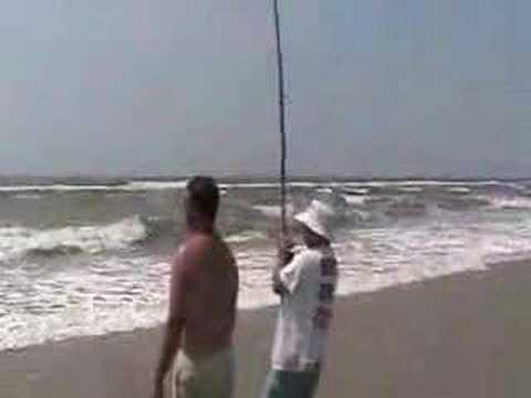 Fishing Ocracoke, NC – May 2007