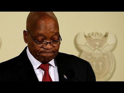 Südafrikas Präsident Jacob Zuma tritt nun doch zurü ...