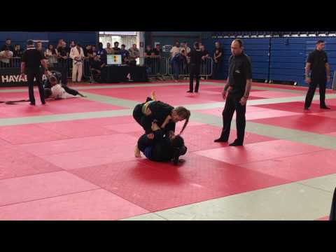 Jennifer Killeen vs Sarah Greenwood - IBJJF British Open 2017 24/06/2017