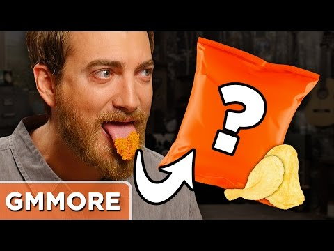 Chip Dust Taste Test