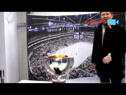 Pohár Mistrovství světa IIHF v ledním hokeji 2015