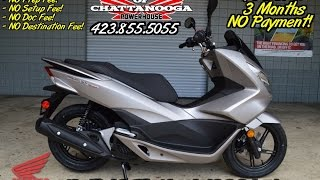 2. 2016 Honda PCX150 Scooter Specs Review | SALE Price at Honda of Chattanooga! PCX = 100+ MPG