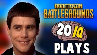 Video PUBG - WHEN PLAYERS HAVE 20 IQ (Dumbest Plays Ever) MP3, 3GP, MP4, WEBM, AVI, FLV Desember 2018