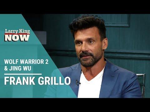 Frank Grillo talks 'Wolf Warrior 2', Jing Wu