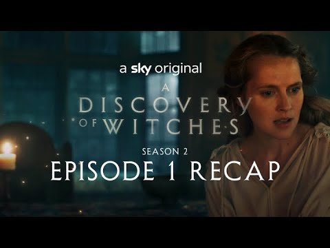 A Discovery Of Witches: Series 2 Episode 1 in 2 minutes