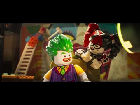 The LEGO Batman Movie - Behind the Bricks Featurette