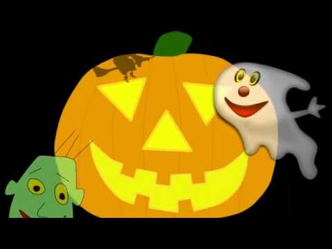 Pumpkin Pumpkin - Halloween Song
