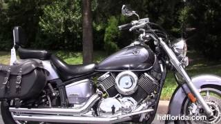 4. Used 2006 Yamaha V-Star 1100 Classic Motorcycle for sale