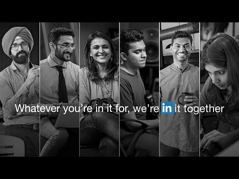 Linkedin-In It Together