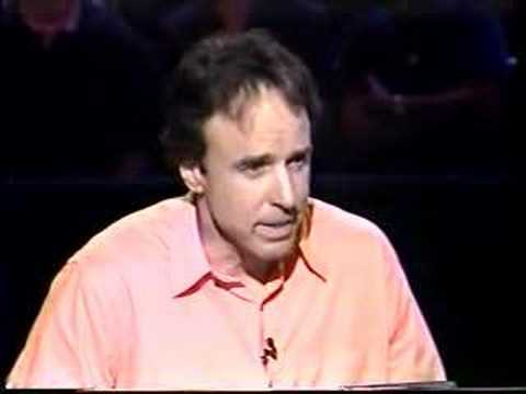 1/3 Kevin Nealon on Millionaire (comedy edition)