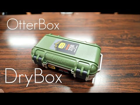 Does OtterBox...make a nice Box? - Adventure Series DryBox 3250 - Review / Demo