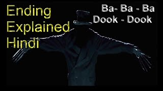 Babadook (2014) Movie Explained + Ending Explained in Hindi(Ghostseries)