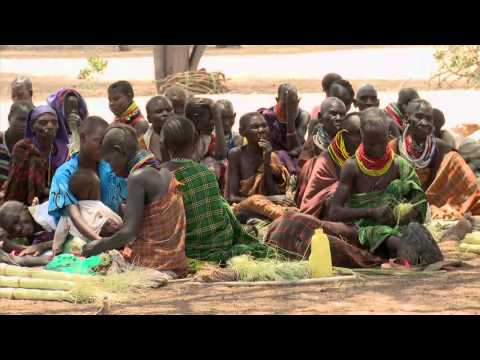 Providing Turkana with Sustainable Water and Food Source