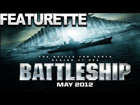 Battleship (Featurette 'Alien')
