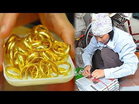 Người phụ nữ bán ve chai đổi đời nhờ nhặt được túi Vàng tiền tỷ nhưng nhận cái kết - TIN TỨC 24H TV - Thời lượng: 10:01.