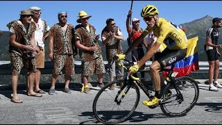 Tour De France Stage 15 Chris Froome almost loses the yellow jersey but his fitness keeps the race in check!Durianrider Ebook guides for the BEST weight loss results and & lifestyle tips https://durianrider.com/collections/allFollow me on Strava to see ALL my daily training. Its FREE! https://www.strava.com/athletes/254600Cycling Ebook (buyers guide, diet tips, training tips etc) https://durianrider.com/products/durianriders-lean-body-bibleSubscribe for daily vids about nutrition, cycling, diet & weight loss:http://www.youtube.com/subscription_center?add_user=durianridersPatreon for more content https://www.patreon.com/user?ty=h&u=3447311CARB UP GET HEALTHY & GO VEGAN!