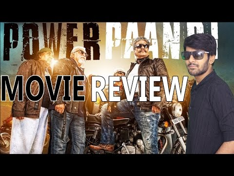 PA.Paandi Aka Power Paandi Movie Review