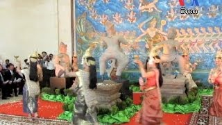 [ News ] Three Statues Repatriated in Phnom Penh Ceremony