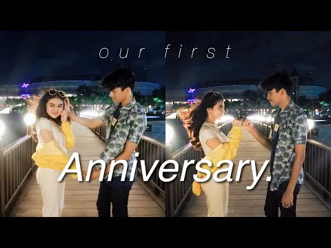 OUR FIRST ANNIVERSARY
