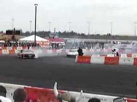 Drifting at Nopi Nationals