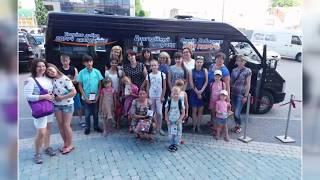 Юні розумники та розумниці мандрують Україною.