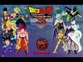 DRAGON BALL Z BUDOKAI TENKAICHI 3 LATINO VERSION FINAL GAMEPLAY PART 49