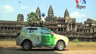[ News ] Cambodia's Angkor Wat Joins Google's List of Online Tourist Sites  - News, VOA Videos