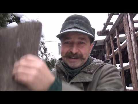Walenki russische Soldatenstiefel aus Filz