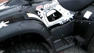 6. TGB Blade 325 4x2 -11 Quad schwarz Anleitung 2011