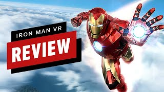 Marvel's Iron Man VR Review by IGN