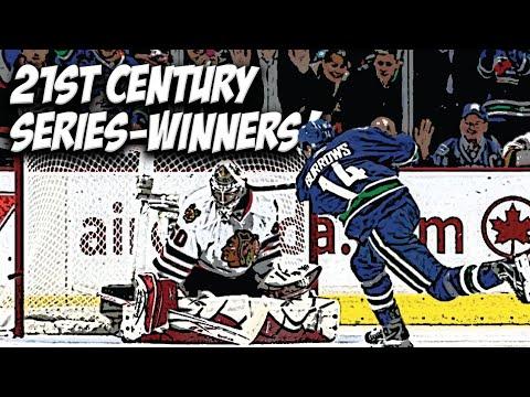 NHL Series-Winning Overtime Goals [2000-2018]