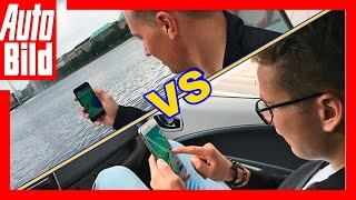 AUTO BILD Quick Shot: die AUTO BILD Pokémon Go-Challenge Test/Review by Auto Bild