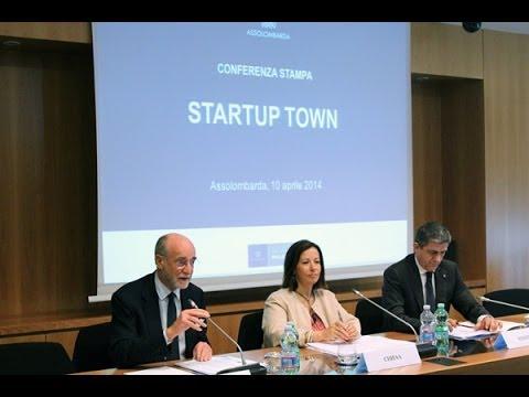 Assolombarda presenta il progetto Startup Town – Servizio di TMNews