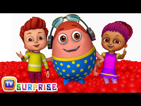 Preschool Songs Kids play in HUGE Gumball