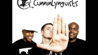 CunninLynguists hypnotize sLowed & cHopped