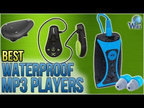 10 Best Waterproof MP3 Players 2018