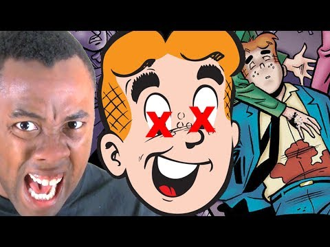 dies - SUBSCRIBE! Join the Black Nerd Cousins: http://bit.ly/subbnc Black Nerd Rants about Archie getting killed in Life with Archie. http://twitter.com/blacknerd | http://fb.me/blacknerdcomedy Archie...