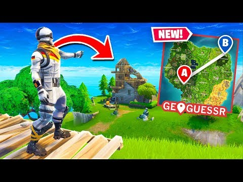 Can You GUESS Where I Am In Fortnite? (GeoGuessr) - Thời lượng: 21 phút.