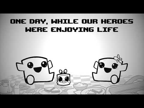 Super Meat Boy Forever Switch Reveal Trailer