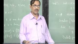 Mod-01 Lec-36 Lecture-36-Most General Unifiers