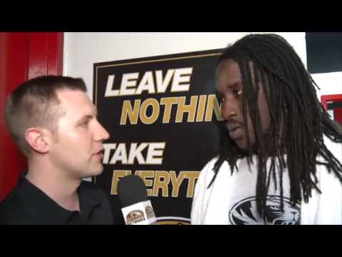 Markus Golden Interview 10/12/2013 video.