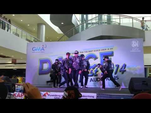 dance fest 2014|crew attraction