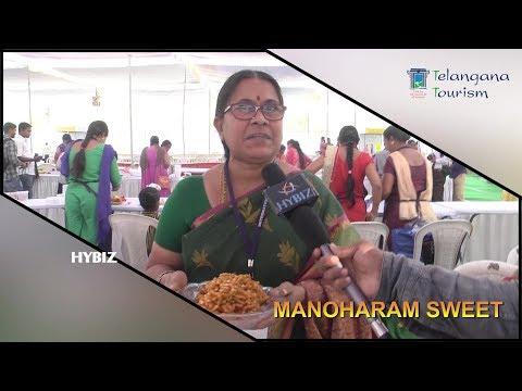 , Sweet Festival Hyderabad - Geetha from Tamilnadu