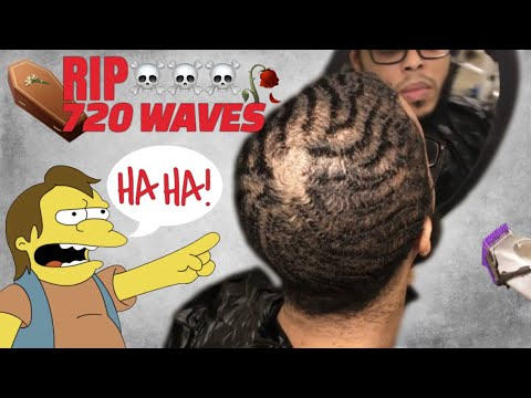 JustinTime: R.I.P. 720 WAVES! Scalping...Going Back To 360 Waves! (видео)