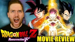 Dragon Ball Z: Resurrection 'F' - Movie Review