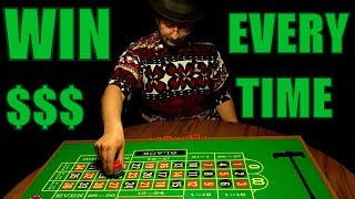 Video Roulette WIN Every Time Strategy 1 Basics of Modified Martingale MP3, 3GP, MP4, WEBM, AVI, FLV Februari 2019